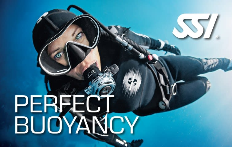 Advanced Scuba Training Perfect Buoyancy Master the key element of scuba diving