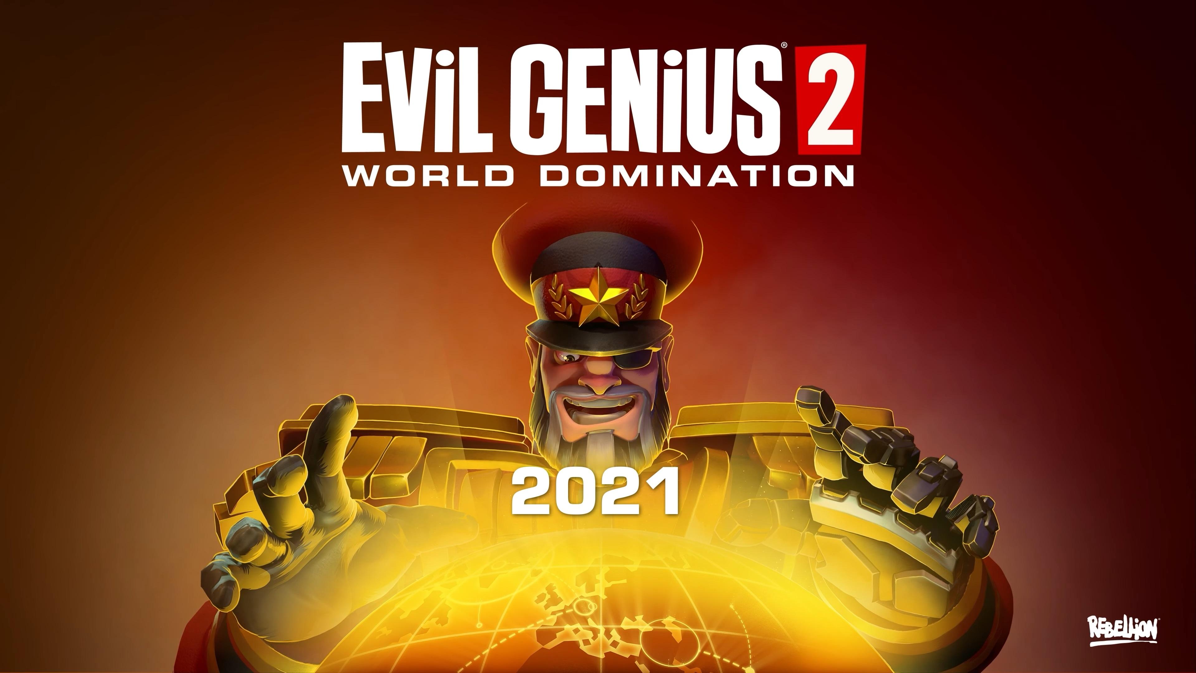 Evil Genius 2 Crack PC Download