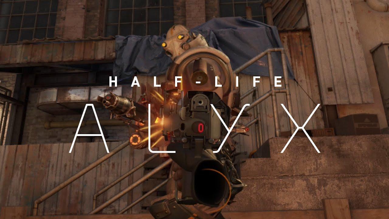 Half-Life Alyx Crack Download