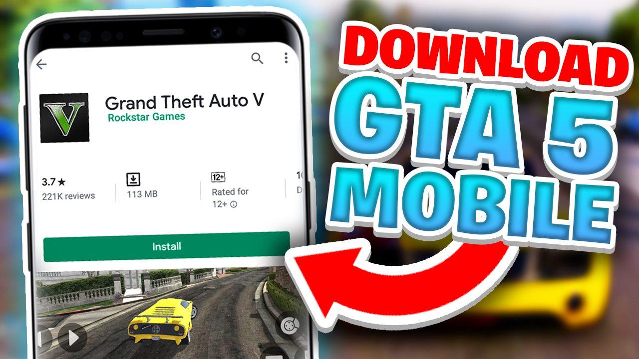 GTA 5 Android Apk Download