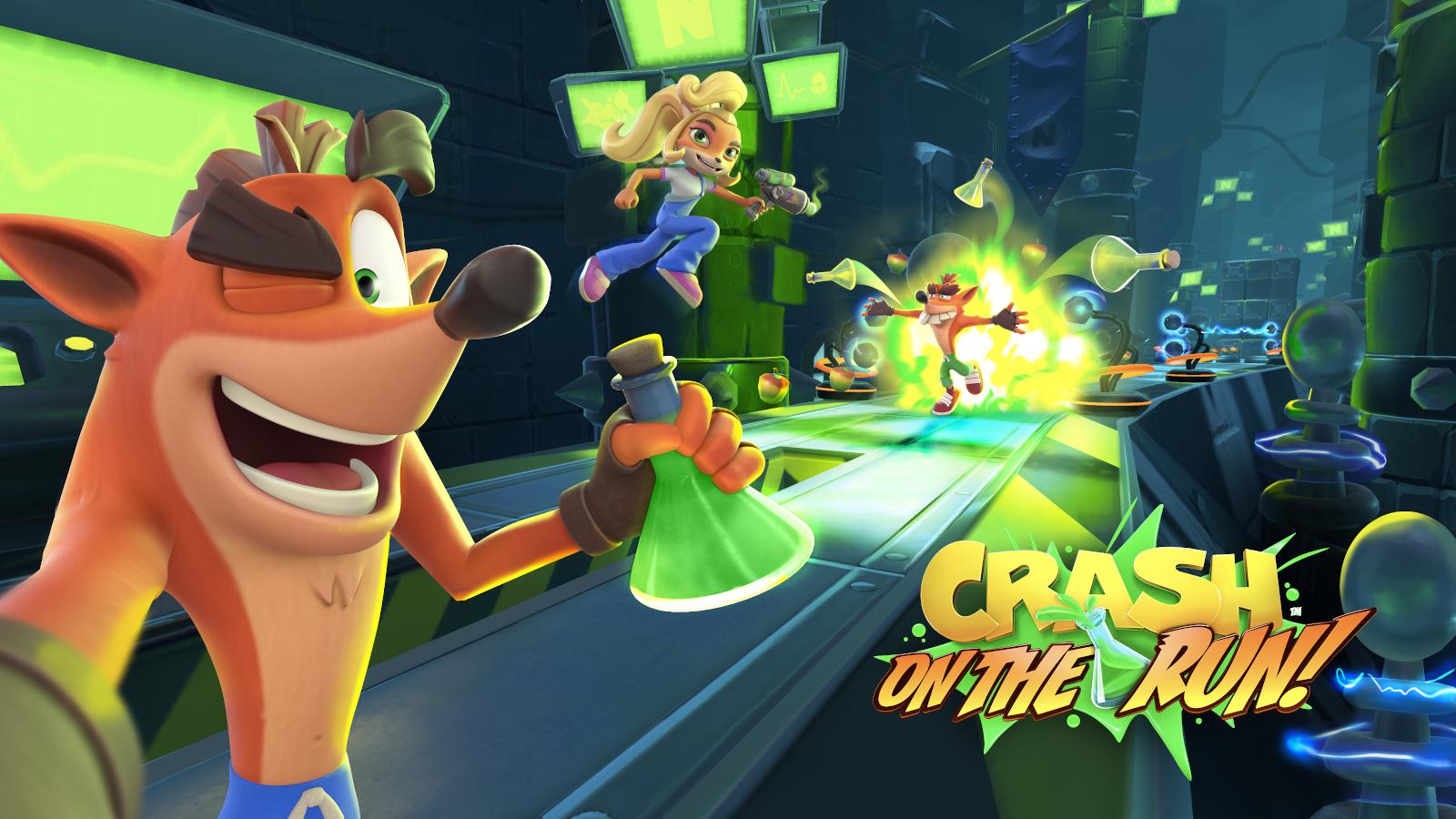 Crash Bandicoot Mod Apk Download