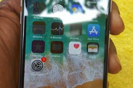 iPhone 6 simple Mémoire 16gb