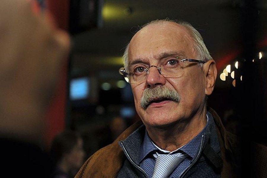 Никита Михалков обматерил критиков своей передачи «Бесогон ТВ»