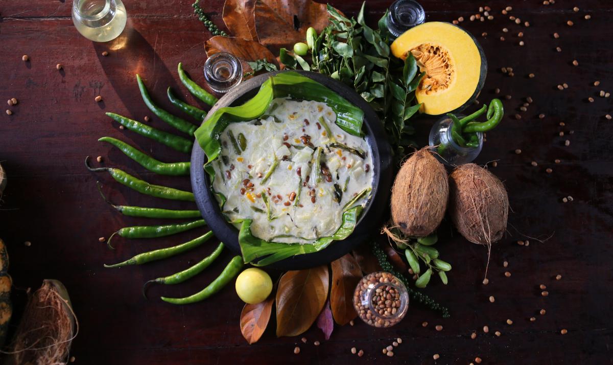 All About Olan: Imperative to Kerala's Sadya