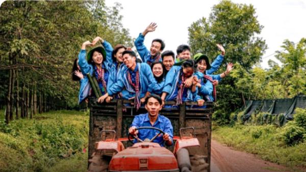 Wellbeing Volunteers United Training
