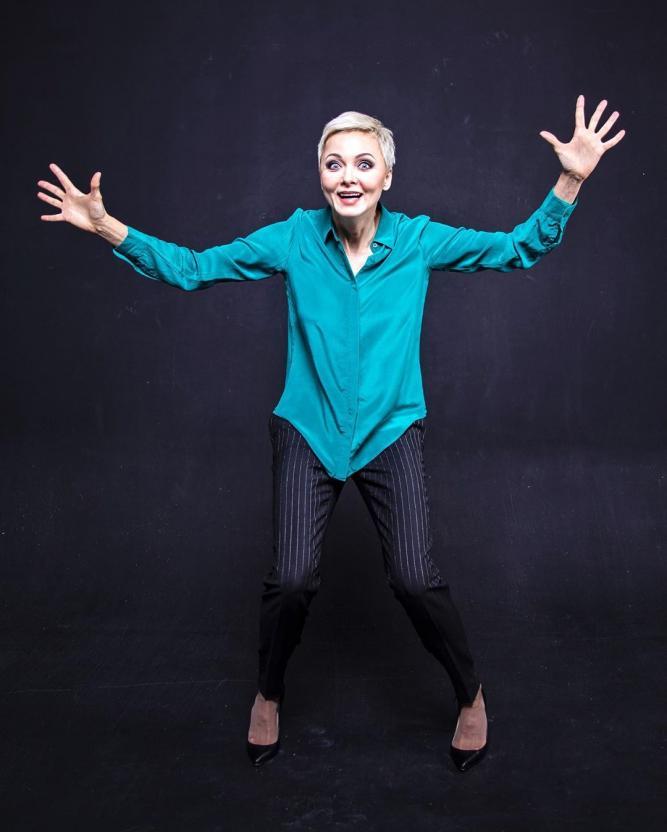 Дарья Повереннова похвасталась стройной фигурой в нижнем белье и рассказала о победе над зависимостью