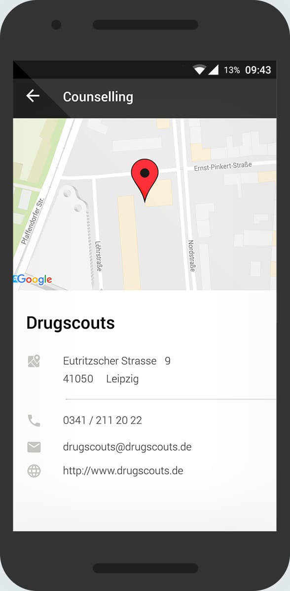 KnowDrugs - counselling service
