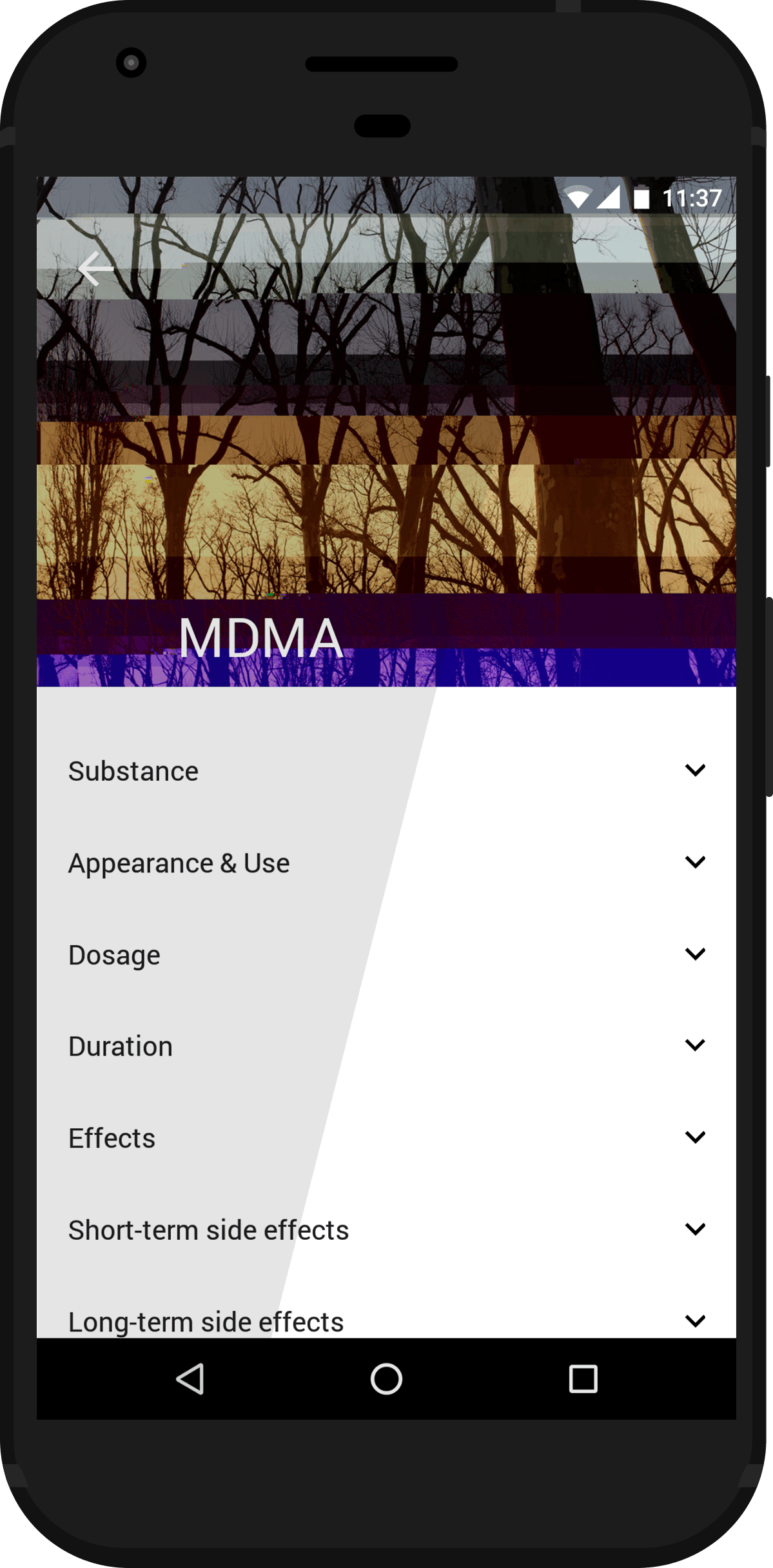 KnowDrugs - substance information MDMA