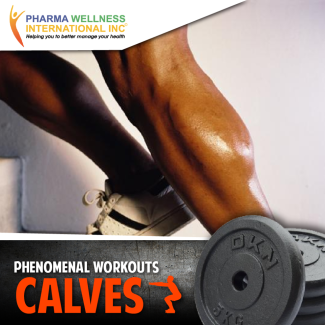 Pharma Wellness International - Calves Workout
