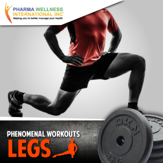 Pharma Wellness International - Leg Workout