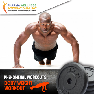 Pharma Wellness International - Body Weight Workout