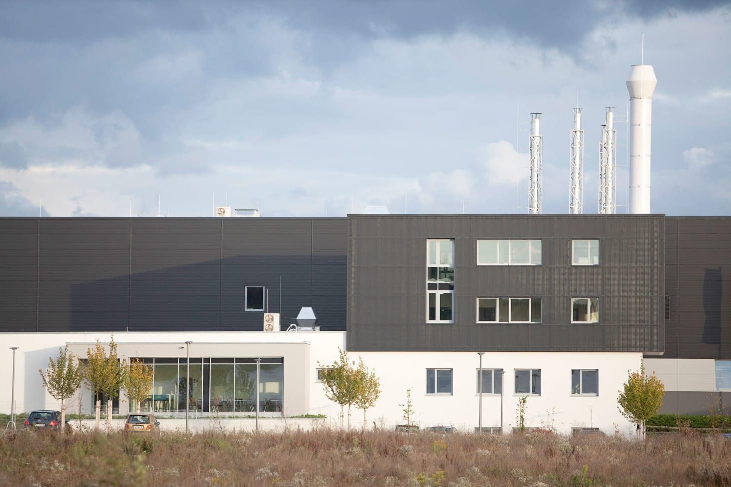 Werk II Benseler in Bogen, Furth
