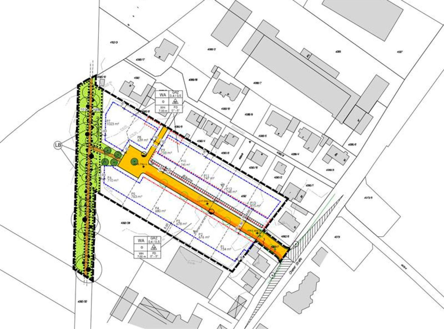 Bebauungs- und Grünordnungsplan