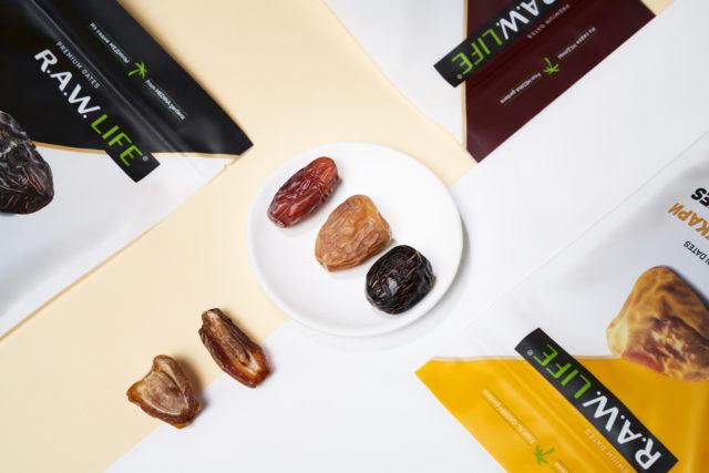 Must-have для тех, кто на диете: финики R.A.W. LIFE