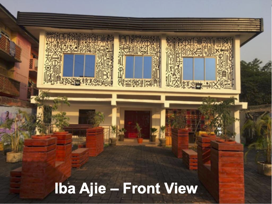 ABIC Hub Iba Ajie Front View