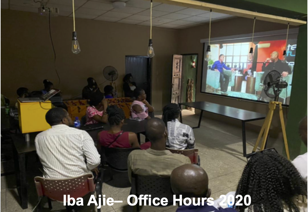 ABIC Hub Iba Ajie Office Hours