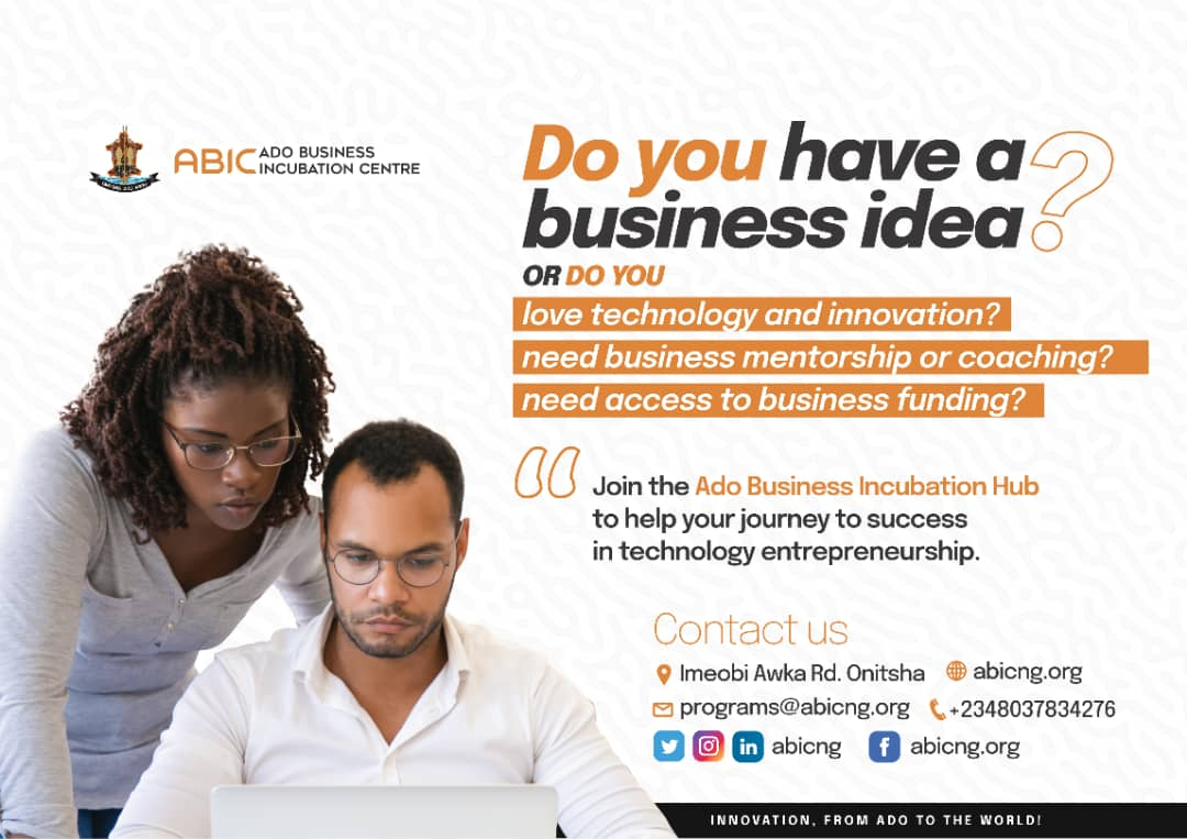 ABIC Startup Incubation Programme