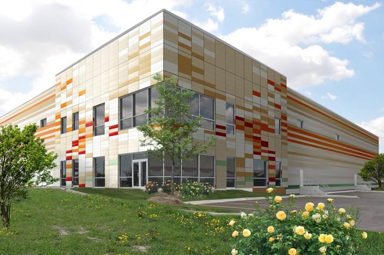 panelno-reechny fasad