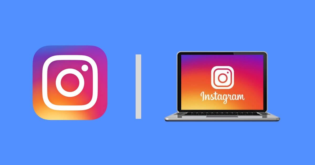 3 способа, как загрузить фото в Instagram c компьютера