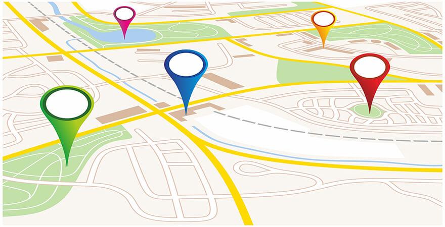 10+ Карт Украины на которых  точно должен быть Ваш бизнес