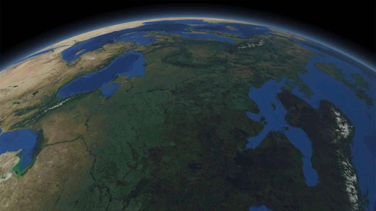 Biosphere3D/Lenné3D  Screenshot