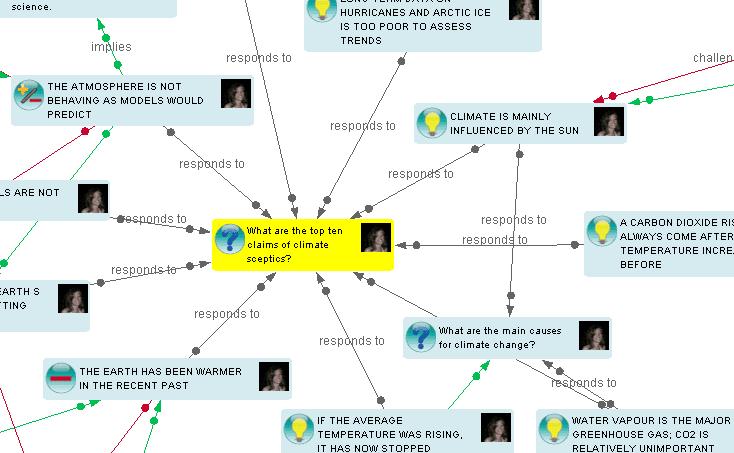 Cohere Screenshot