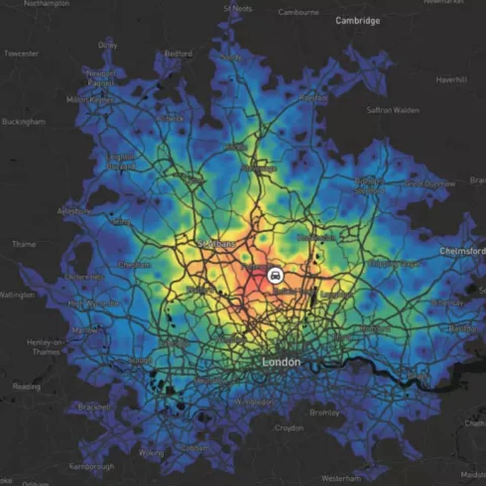 MapBox Atlas Screenshot