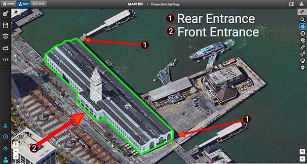 Maptive Screenshot