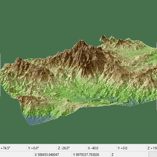 SAGA Screenshot