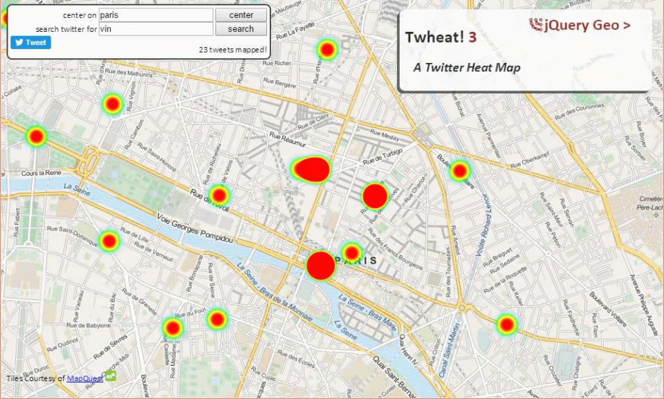 Twheat Screenshot