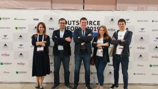 WebbyLab - платиновий партнер та учасник Outsource people 2019!
