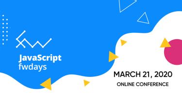 JavaScript fwdays'20 online!