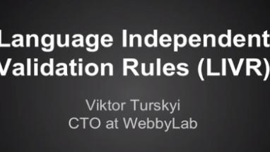 VIKTOR TURSKIY MADE A TALK AT OSDN CONFERENCE 2013