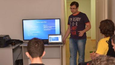 KIEV.PM MEETING AT WEBBYLAB