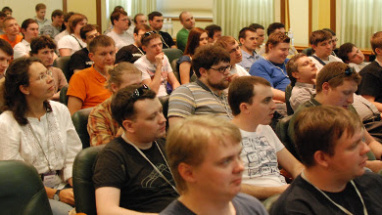 WEBBYLAB AT YAPC::RUSSIA 2012