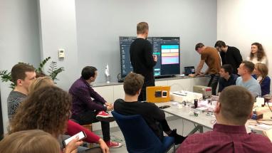 Internal 2smart project demo