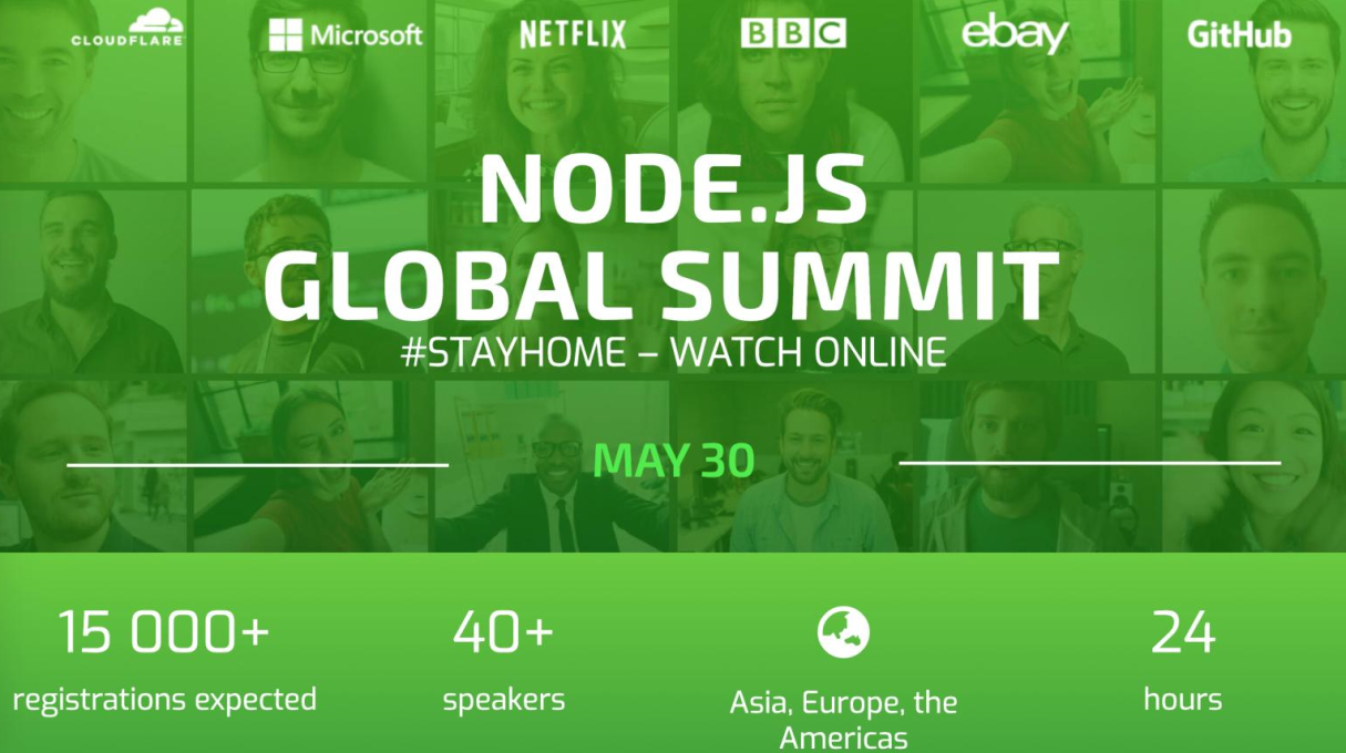 WebbyLab on Node.js Global Summit