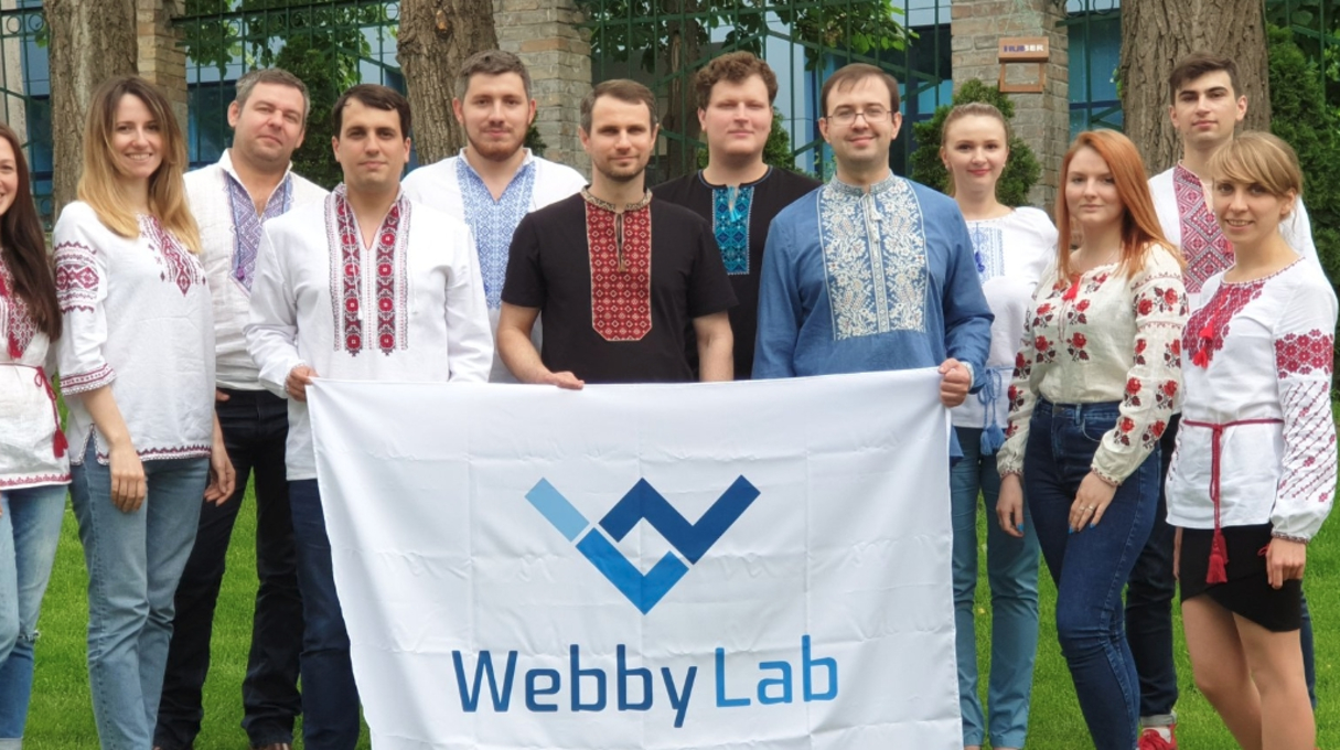 День Вышиванки в WebbyLab!