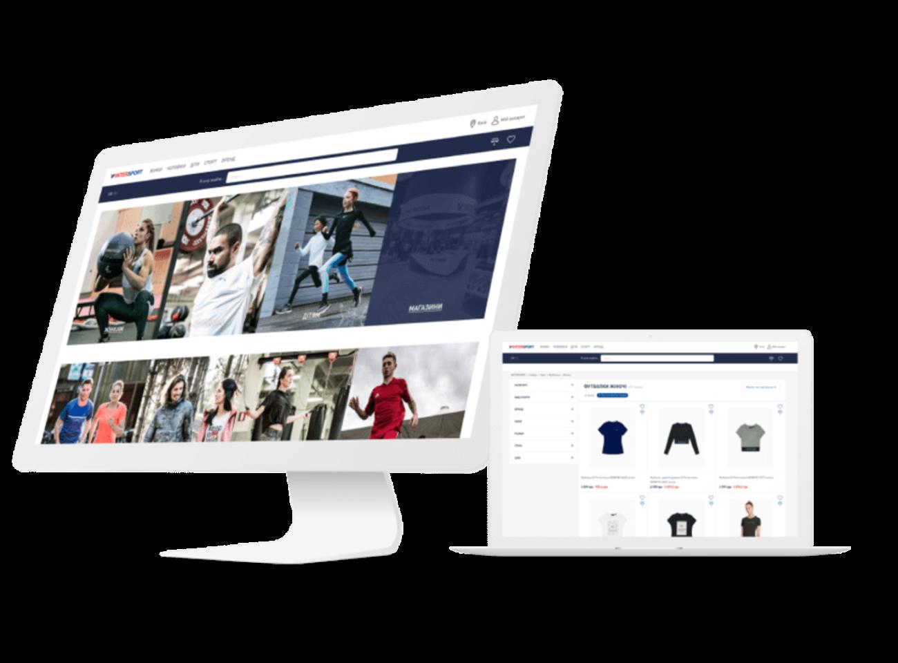 Intersport онлайн магазин