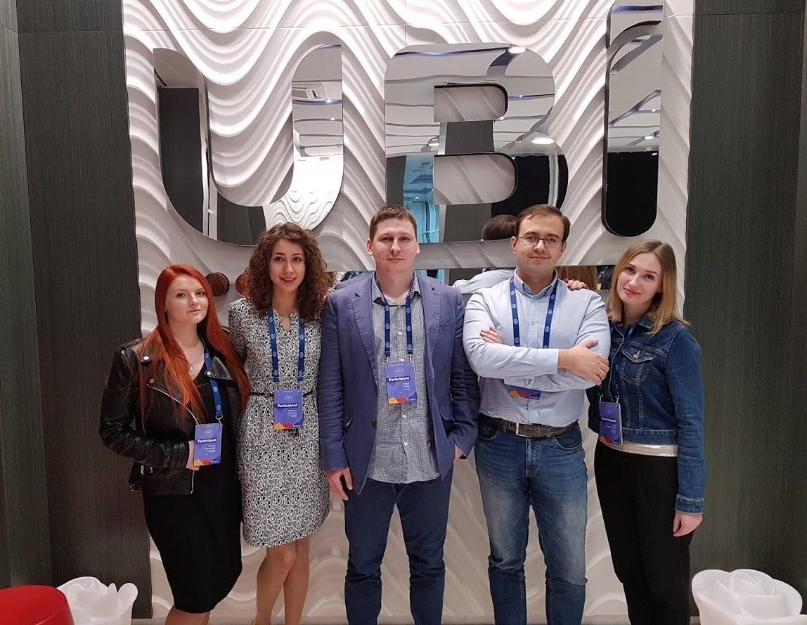 WebbyLab at KIOF 2018!