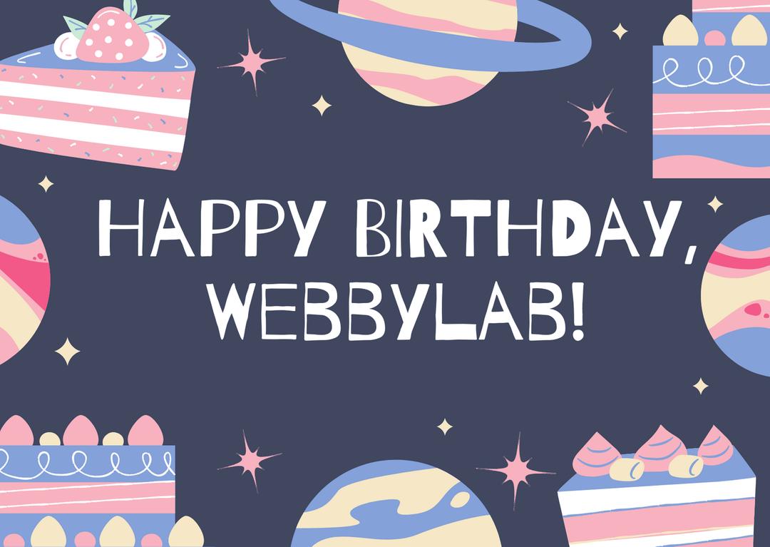 WebbyLab отмечает свой День Рождения!