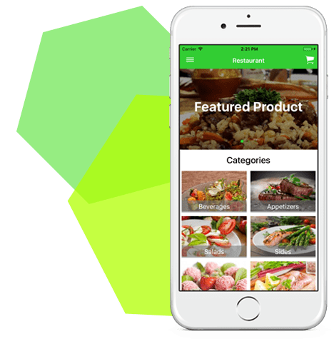 Ionic Firebase Online Restaurant, Food & Hotel, Mobile Ordering Software |  System | App | Website Development Company