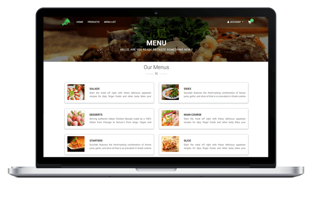 Restaurant Web App | Online Food Delivery Software with Firebase