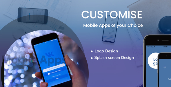 mobile-app-customise