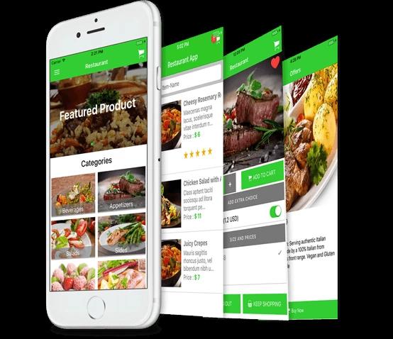 Firebase Restaurant CMS Dashboard