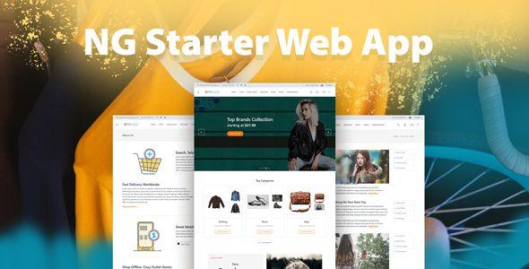 ng starter app