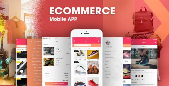 flutter e-commerce app