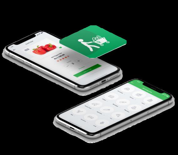 flutter grocery app pro