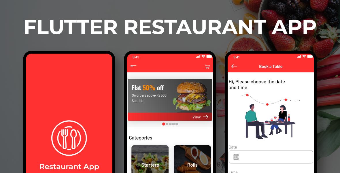 flutter restaurant app product image