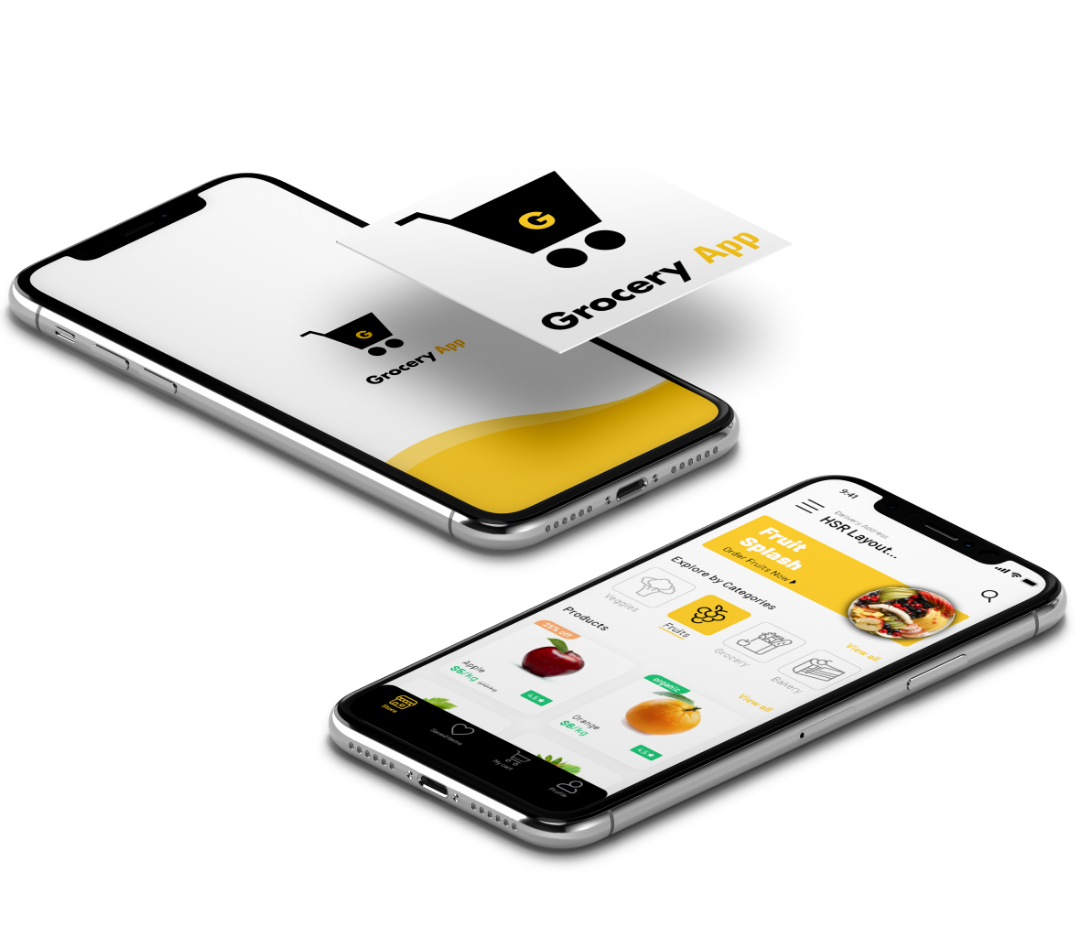 grocery user app features